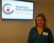 Karen Livesey at Tackling Child Sexual Exploitation Conference 2018